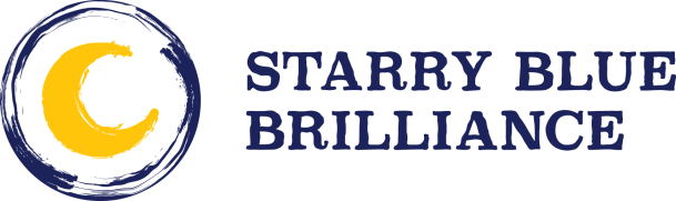 Starry Blue Brilliance logo