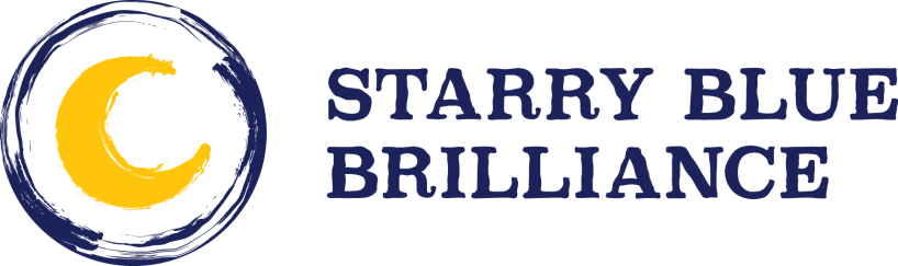 Starry Blue Brilliance logo