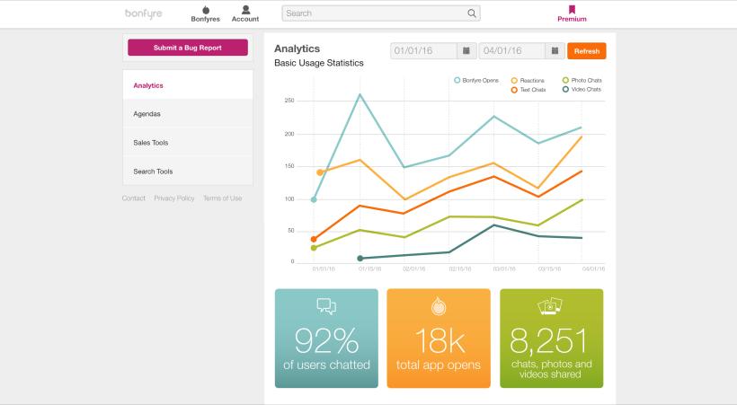 Bonfyre Data Analytics